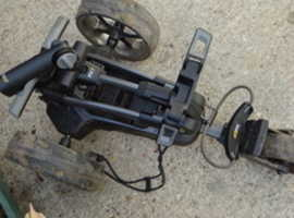 PowaKaddy FX7  gunmetal and black. Virtually New!