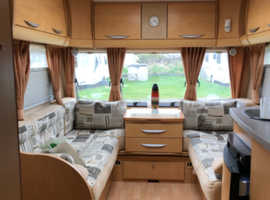 Lovely Child Free 4 Berth Bailey