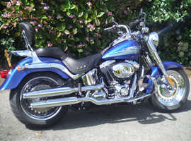 Harley Davidson Fat Boy Low Miles Immaculate