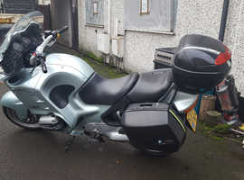 bmw r1100rt boxer, n reg 1996, swap or sale