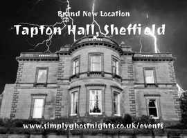 Ghost Hunting At Tapton Hall, 18th January 2020