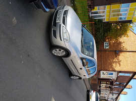 Vauxhall Corsa, 2004 (04) Silver Hatchback, Manual Petrol, 130,000 miles