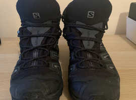 Salomon X Ultra walking boots