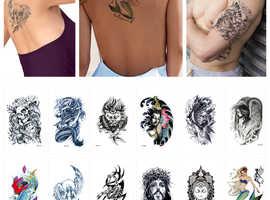 Temporary Tattoos | Custom,Wholesale,Full Arm,Metallic, Glow,Glitter|Tattooany