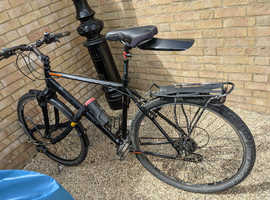 Raleigh Urban Hybrid Bicycle