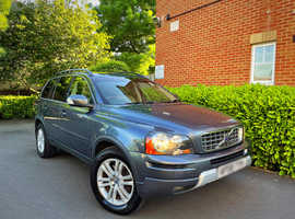 """2008 58 REG Volvo XC90 2.4 D5 S Geartronic AWD 5dr """" 4X4 """" 7 SEATER """" HPI CLEAR """""""
