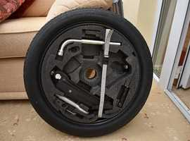SEAT SPACE SAVER TYRE