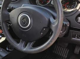 Renault Clio, 2012 (62) Black Hatchback, Automatic Petrol, 23,714 miles