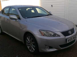 2006 LEXUS IS 250 5DR MANUAL LEXUS HISTORY 6 MONTHS WARRANTY