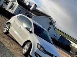 Volkswagen Polo, 2013 (13) white hatchback, Manual Petrol, 56,000 miles