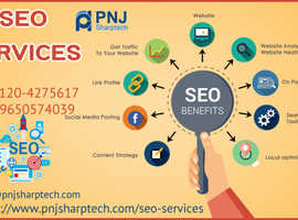Get SEO Services at Affordable Prices by PNJ Sharptech