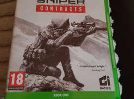 SNIPER GHOST WARRIOR CONTRACTS XBOX ONE.