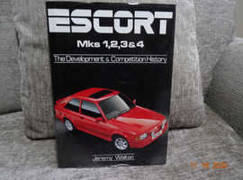 Ford Escort 1, 2, 3, 4 By Jeremy Walton