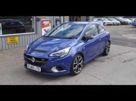 Vauxhall Corsa VXR 2016 (65) Blue Hatchback, Manual Petrol