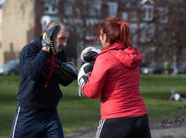 Boxing and training