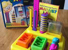 Early Learning Centre Magnetic Lab