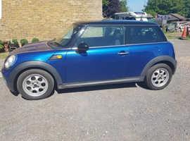 Mini MINI, 2007 (57) Blue Hatchback, Manual Petrol, 76,000 miles