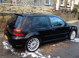 Volkswagen Golf, 2000 (X) Black Hatchback, Manual Petrol, 150,956 miles