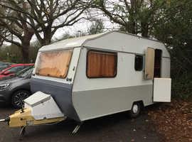 Caravan sprite vintage