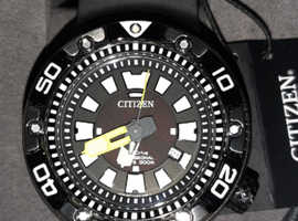 For sale Citizen Solar powered Divers watch