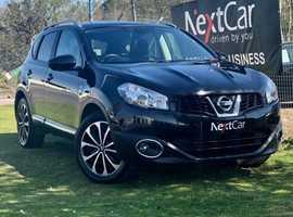 Nissan Qashqai 1.5 DCI N-Tec + Lovely Low Mileage Plus Edition Diesel Qashqai....Just In!!