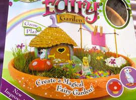 My fairy garden craft set