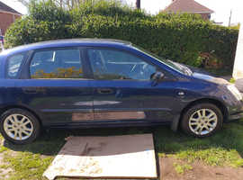 Honda Civic, 2003 (53) Blue Hatchback, Manual Petrol, 144,000 miles