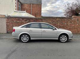 Vauxhall Vectra, 2007 (07) Beige Hatchback, Manual Petrol, 74,000 miles