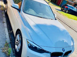 BMW 3 Series, 2013 (13) White Estate, Manual Diesel, 142,000 miles