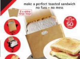 Extra Large Toaster Bags x2