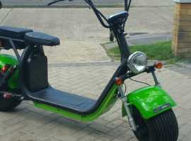 69 PLATE 2 SEAT ELECTRIC SCOOTER