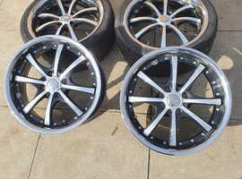 17inch wheels