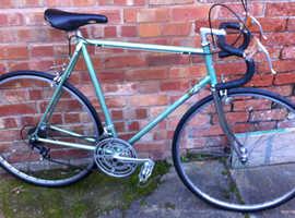 "Rare ""Carlton"" Cycles Vintage Road Bike"