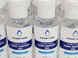 Antibacterial Hand Sanitiser - Hand Sanitizer Gel