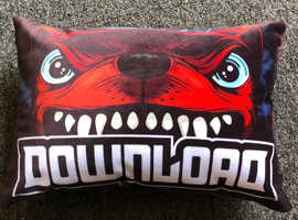 Download Festival Cushion