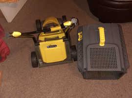 Challenge cordless lawnmower