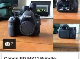 Canon 6D Mk11 Bundle