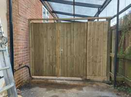 Free quotations on Fencing, gates, decking & much more