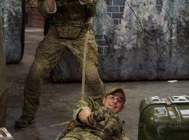 First and Only Airsoft Indoor Arena , The Mill Wigan