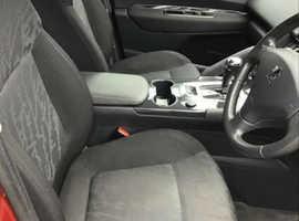 Peugeot 3008, 2011 (11) Red Hatchback, Semi auto Diesel, 96,400 miles