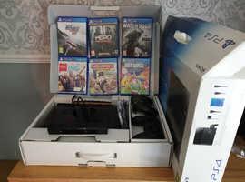 Sony playstation 4 bundle