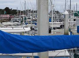 Main Sail Boom Cover