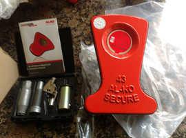 ALko wheel clamp 43 new
