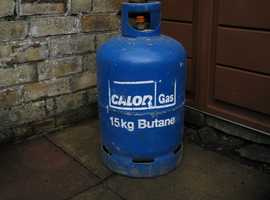 Gas Bottle Calor 15kg Butane Empty BARGAIN