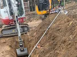 Choose Quality groundworks contractor in Sheffield