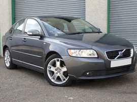 Volvo S40 1.6 D Drive SE Low Mileage Diesel Volvo, with Fabulous Service History (11 x Stamps)