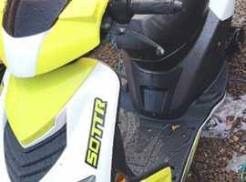 50cc wk bikes wasp R50