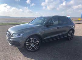 Audi Q5, 2016 (66) Grey Estate, Manual Diesel, 26,568 miles
