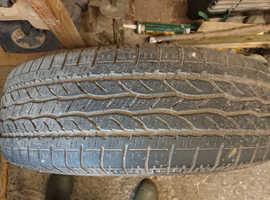 L200 tyre