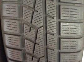 4 x Yokohama 195/55R16 Winter Tyres